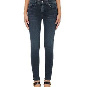 Current/Elliot High Waist Skinny Ankle Jean